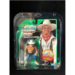 1994 WWF WWE Hasbro Green Card Wrestling Billy Gunn Smoking Gunns Figure