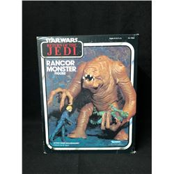 Vintage STAR WARS 1983 RANCOR MONSTER Action Figure RETURN OF THE JEDI Kenner