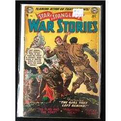 1953 STAR SPANGLED WAR STORIES #11 (DC COMICS)