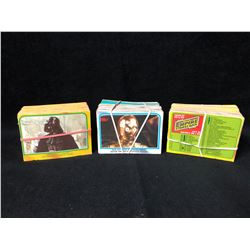 STAR WARS TRADING CARDS LOT (EMPIRE STRIKES BACK...)