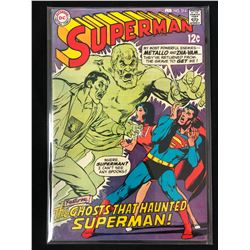 SUPERMAN #214 (DC COMICS)