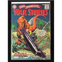 STAR SPANGLED WAR STORIES #121 (DC COMICS)