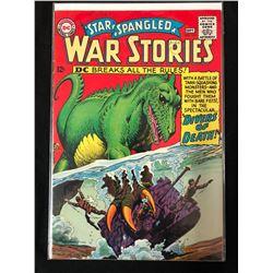 STAR SPANGLED WAR STORIES #122 (DC COMICS)