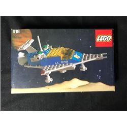 Vintage Lego Classic Space Set 918 Space Transport W/ Original Box