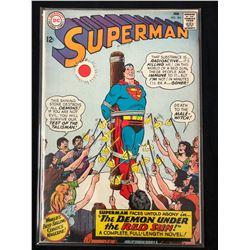 SUPERMAN #184 (DC COMICS)
