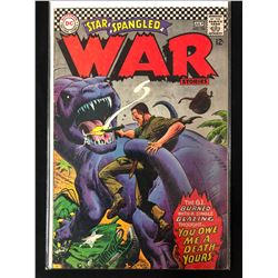 STAR SPANGLED WAR #133 (DC COMICS)