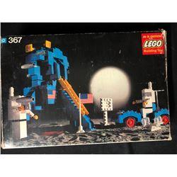 Vintage 1975 LEGO #367 Moon Landing Set