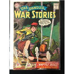 STAR SPANGLED WAR STORIES #84 (DC COMICS)