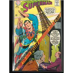 SUPERMAN #208 (DC COMICS)