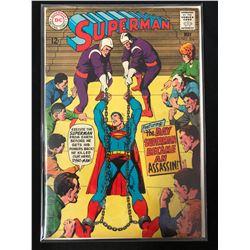 SUPERMAN #206 (DC COMICS)