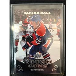 Taylor Hall 2010-11 Upper Deck Young Guns UD Rookie