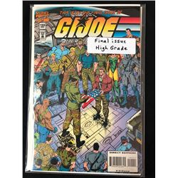 G.I JOE #155 (MARVEL COMICS) *FINAL ISSUE*