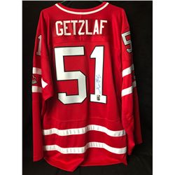 RYAN GETZLAF SIGNED TEAM CANADA HOCKEY JERSEY (CSI COA)