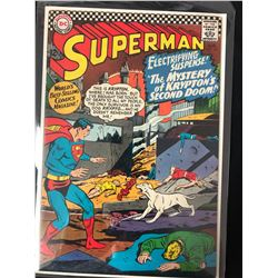 SUPERMAN #189 (DC COMICS)