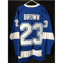 J.T. Brown Signed Lightning Jersey (Beckett COA)