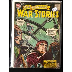 STAR SPANGLED WAR STORIES #60 (DC COMICS)
