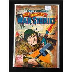 1956 STAR SPANGLED WAR STORIES #50 (DC COMICS)