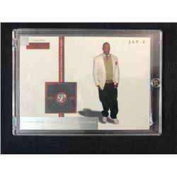 2005-06 Topps Pristine Personal Pieces #PPC-JZ Celebrity Worn Jeans Jay-Z (343/350)