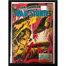 1956 STAR SPANGLED WAR STORIES #43 (DC COMICS)