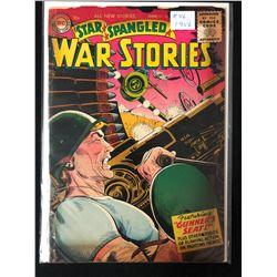 1956 STAR SPANGLED WAR STORIES #46 (DC COMICS)