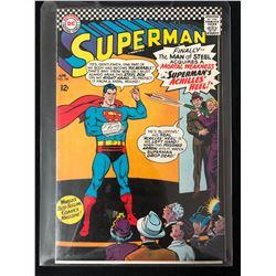 SUPERMAN #185 (DC COMICS)