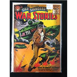 1956 STAR SPANGLED WAR STORIES #44 (DC COMICS)