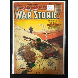 1955 STAR SPANGLED WAR STORIES #36 (DC COMICS)