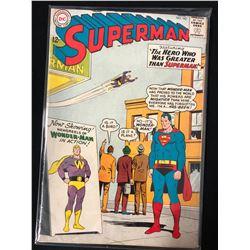 SUPERMAN #163 (DC COMICS)
