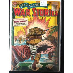 1955 STAR SPANGLED WAR STORIES #35 (DC COMICS)