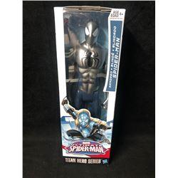 HASBRO TITAN HERO SERIES MARVEL ARMORED SPIDER-MAN