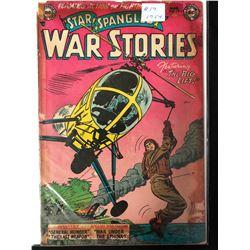 1954 STAR SPANGLED WAR STORIES #19 (DC COMICS)