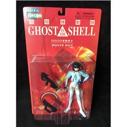 Ghost In The Shell Motoko Kusanagi WHITE OUT Action Figure