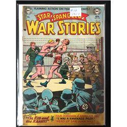 1953 STAR SPANGLED WAR STORIES #12 (DC COMICS)
