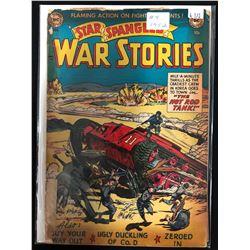 1952 STAR SPANGLED WAR STORIES #4 (DC COMICS)