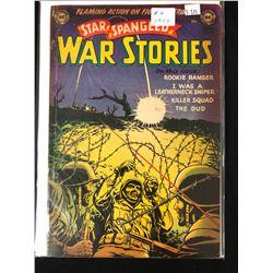 1953 STAR SPANGLED WAR STORIES #7 (DC COMICS)