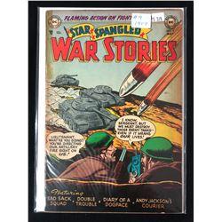 1953 STAR SPANGLED WAR STORIES #9 (DC COMICS)