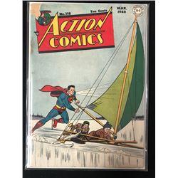 1948 ACTION COMICS #118 (DC COMICS)