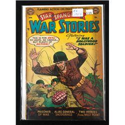 1953 STAR SPANGLED WAR STORIES #8 (DC COMICS)