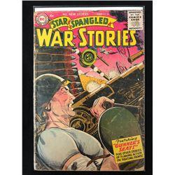 STAR SPANGLED WAR STORIES #46 (DC COMICS)