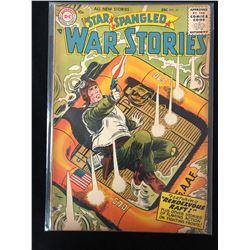 STAR SPANGLED WAR STORIES #52 (DC COMICS)
