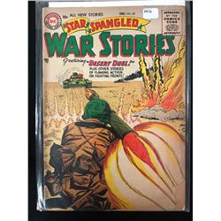 STAR SPANGLED WAR STORIES #40 (DC COMICS)