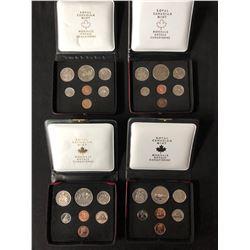 ROYAL CANADIAN MINT COIN SET LOT