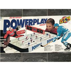 IRWIN COMPLETE TABLE TOP HOCKEY GAME IN BOX