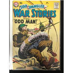 STAR SPANGLED WAR STORIES #76 (DC COMICS)