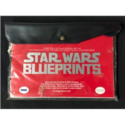 OFFICIAL STAR WARS BLUEPRINTS COLLECTOR LOT