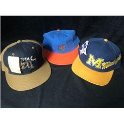 BASEBALL CAP LOT (BRAND NEW)