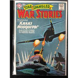 STAR SPANGLED WAR STORIES #81 (DC COMICS)