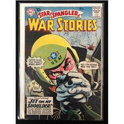 STAR SPANGLED WAR STORIES #83 (DC COMICS)