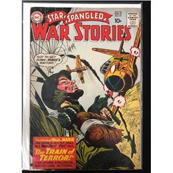 STAR SPANGLED WAR STORIES #91 (DC COMICS)