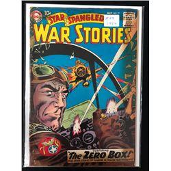 STAR SPANGLED WAR STORIES GOLDEN AGE COMIC